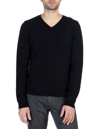 Ian V-Neck Sweater