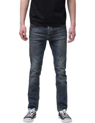 Tilted Tor Tapered Jean