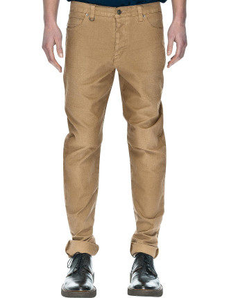 Ray Tapered Canvas Pant