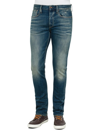 Bolt Stretch Skinny Jean
