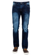 Attacc Low Straight Wisk Denim $230.00