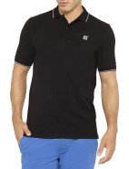 Slim Stripe Polo $90.00