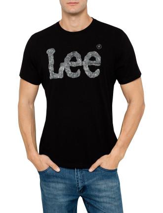 Lee Logo Tee