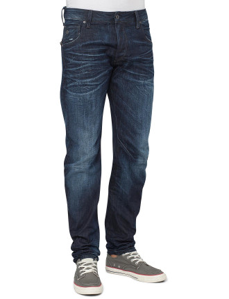 Arc Zip 3d Slim Jean Swash Denim