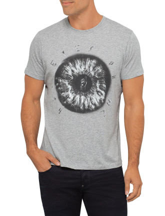 T-Ikki Eye Logo T-Shirt