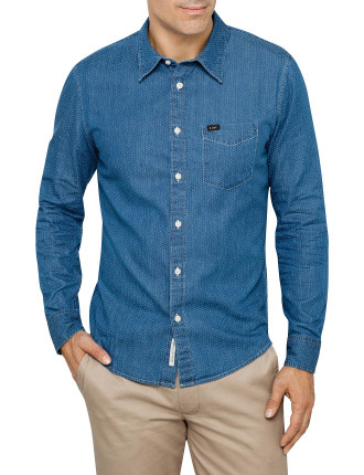 Lee Polkadot Shirt
