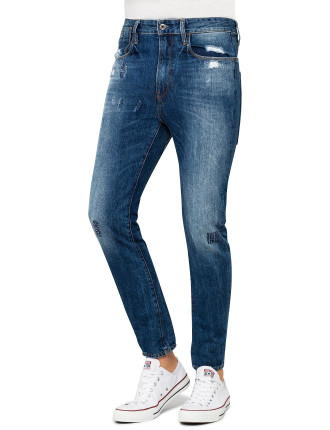 Type C 3d Super Slim Hadron Denim