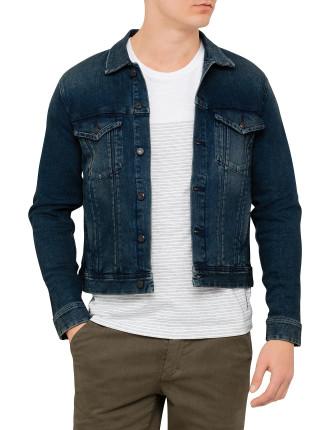 As-Brando Busca Denim Jacket