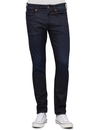 3301 Tapered Visor Stretch Denim