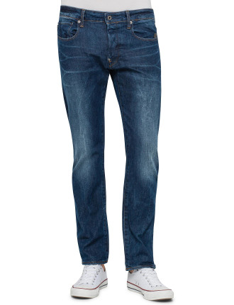 Revend Straight Accel Stretch Denim
