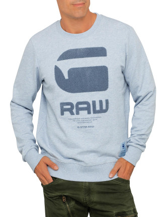Resap R Sw L/S Sweat