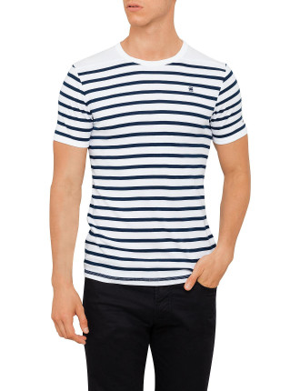 Ramic Stripe R T S/S