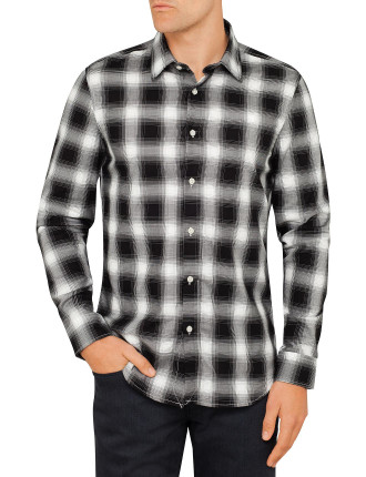 Core Check Shirt L/S