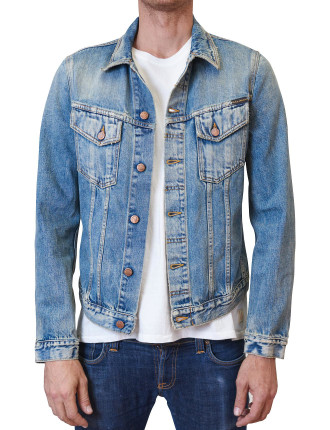Billy Jacket Indigo