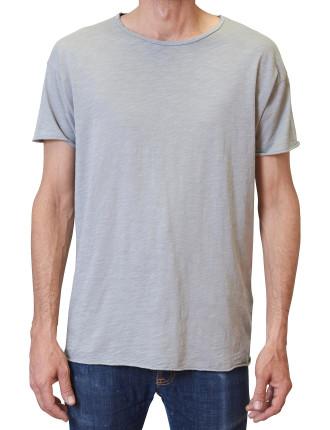 Raw Hem T-Shirt