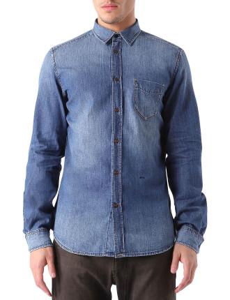 D - Carry Denim Shirt