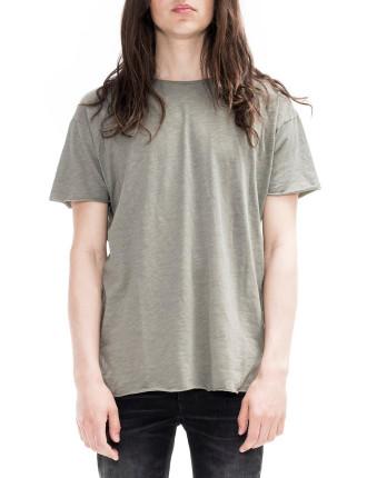 Raw Hem T Shirt