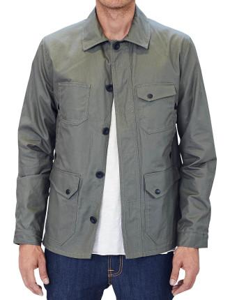 Waxed Olive Jacket