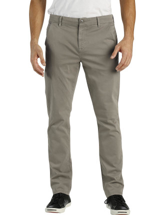 Deacon Chino - Brushed Nickel