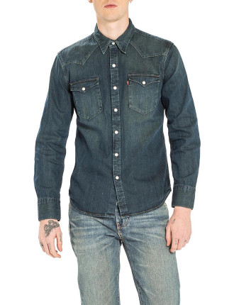 Barstow Western L/S Shirt