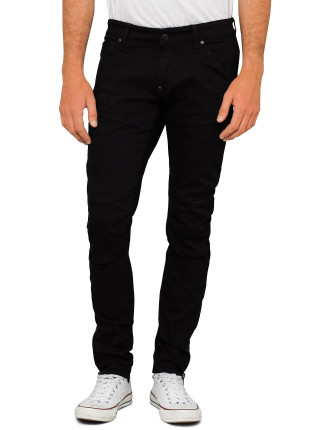 5620 3D Ankle Zip Super Slim Jeans