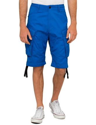 Rovic Loose 1/2 Cargo Shorts
