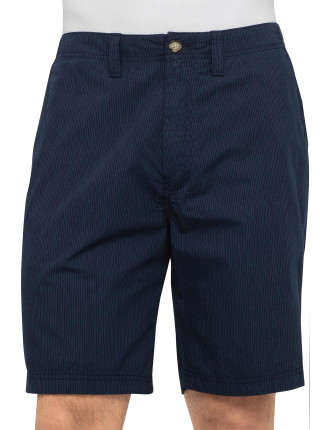 Pinstripe Short