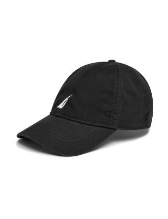 J Class Cap True Black