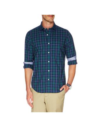Ls Wr Plaid Shirt