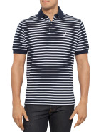 Short Sleeve Stripe Polo $89.95