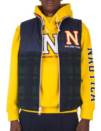 Lil' Yachty Collection Tartan Fleece Vest