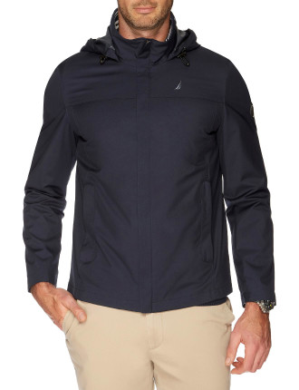 YACHT JACKET NAVY