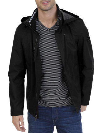 YACHT JACKET BLACK