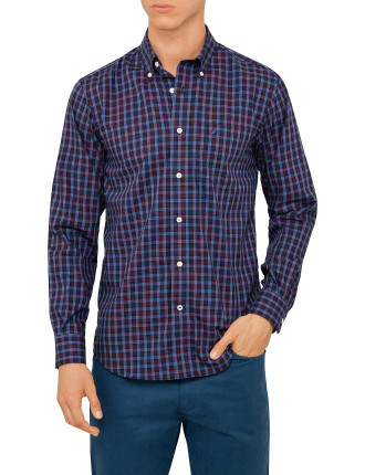 Ls Wr Plaid Shirt