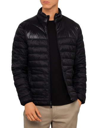 Quilted Down Jacket