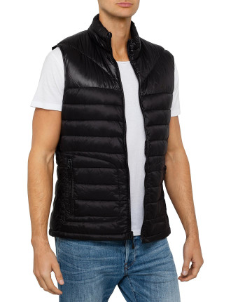 Down Quilted Vest