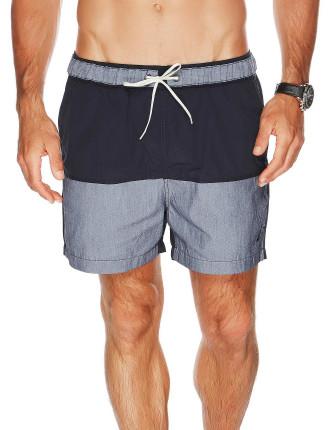 Colour block Swim Short