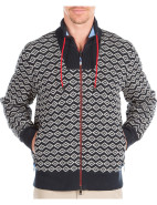 Zip Front Graphic Fairisle-Fully W.R. Lined $199.95