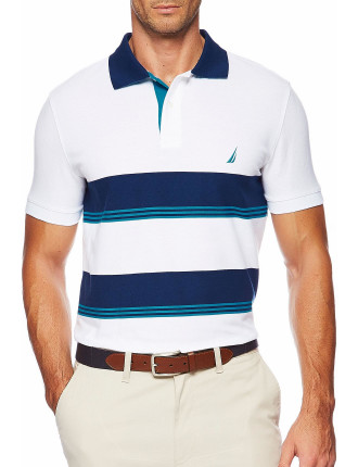 Ss Solid Trim Polo