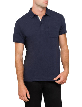 Plain  Textured Polo
