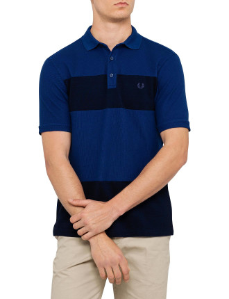 Royal Oxford Pique Mix Polo