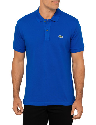 Short Sleeve Slim Fit Polo