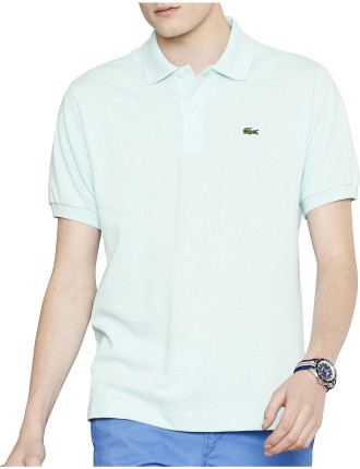 Short Sleeve Classic Fit Basic Polo