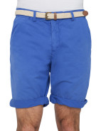 Basic Pima Cotton Belted Short $129.95