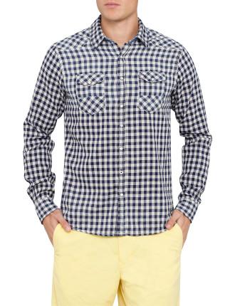 Long Sleeve Tarnis Shirt