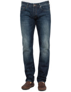 Twill 12 Inch Medium Wash Jean $219.00