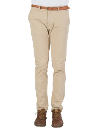 Stuart Basic Slim Fit Chino