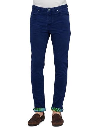 Dylan 5pkt Contrast Super Slim Contrast Inner Jean