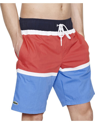 Tri Colour 19 Elastic Swim Short