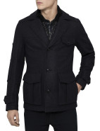 Opolice 3b Peacoat With Inner Vest $849.00